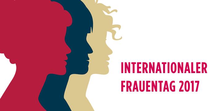 Heute ist Internationaler Frauentag