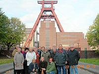Auf Zeche Zollverein: Die Senioren der AG 60 plus Sterkrade-Nord