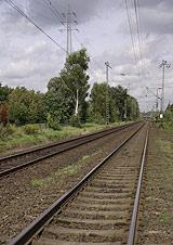 Die Betuwe-Linie im Bereich Oberhausen