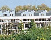 Wird Thema in der Bezirksvertretung Osterfeld: Die Siedlung an der Kampstraße