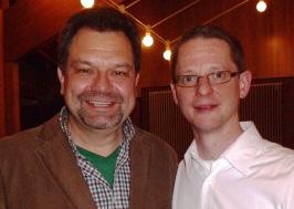 Karl-Heinz Müller (links) mit Vorgänger Sebastian Flecken