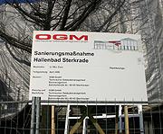 Soll am 24.April wieder eröffnet werden: Das Hallenbad Sterkrade