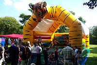 Spiel. Spaß und Diskussionen am Tackenberg: Am Sonntag findet das Spielplatzfest an der Elpenbachstraße statt