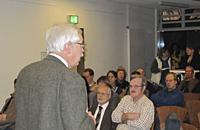 Prof. Hans-Martin Lübking, Leiter des Pädagogischen Instituts der Evangelischen Kirche von Westfalen