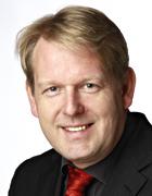 Dirk Vöpel ist Bezirksbürgermeister von Alt-Oberhausen und SPD-Bundestagskandidat