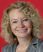 Elia Albrecht-Mainz ist stellvertretende Vorsitzende der Oberhausener SPD und Erste Bürgermeisterin der Stadt Oberhausen