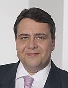 Am Donnerstag in Oberhausen: SPD-Chef Sigmar Gabriel