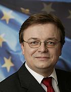 Jens Geier ist Mitglied des Europäischen Parlaments für des westliche Ruhrgebiet und den nördlichen Niederrhein