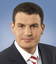 Diskutierte in Oberhausen über das neue Grundsatzprogramm: SPD-Generalsekretär Hubertus Heil