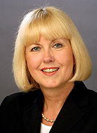 Anne Janßen ist stellvertretende Vorsitzende der SPD-Fraktion und Vorsitzende des Umweltausschusses der Stadt Oberhausen