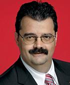 Klaus Kösling ist Oberhausener Stadtverordneter und Mitglied der Landschaftsversammlung Rheinland
