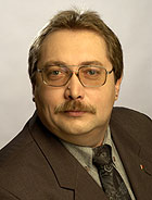 Kandidiert auf der SPD-Liste für den Rat: Peter Koppers, IG-Metall-Sekretär in Oberhausen