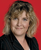 Kirsten Oberste-Kleinbeck ist Leiterin des AK Jugend und Soziales der SPD-Fraktion