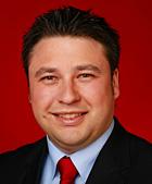 René Pascheberg ist Vorsitzender des SPD-Ortsvereins Oberhausen-Ost