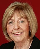 Dorothee Radtke ist Bezirksbürgermeisterin von Alt-Oberhausen