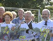 Mit Beharrlichkeit und Kreativität endlich am Ziel: Die neue Ripshorster Brücke wird ab Oktober gebaut