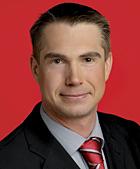 Stefan Scheffler ist Vorsitzender des Ortsvereins Sterkrade-Nord und Mitglied des Rates der Stadt
