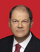 Olaf Scholz, Bundesminister für Arbeit und Soziales