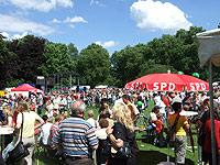 Am Sonntag ist es wieder so weit: Die Oberhausener SPD lädt ein zum Sommerfest im Kaisergarten