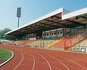 Das Stadion Niederrhein soll saniert werden