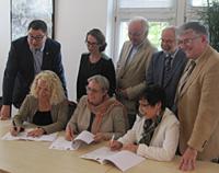 Nach Verhandlungen in Rekordzeit wurde heute der Koalitionsvertrag zwischen SPD, Grünen und FDP unterzeichnet