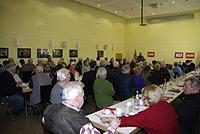 Volles Haus bei den SPD-Senioren, die einen kämpferischen Joachim Poß erlebten