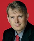 Alter und neuer Vorsitzender der SPD im Oberhausener Westen: Dirk Vöpel