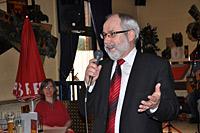 Kündigte einen Wahlkampf mit Spaß und viel Überzeugungskraft an: Oberhausens SPD-Chef und MdL Wolfgang Große Brömer auf der Auftaktveranstaltung in Sterkrade