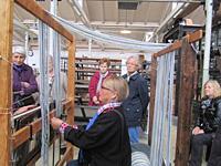 SPD-Senioren aus dem Oberhausener Norden besuchten Bocholter Webereimuseum